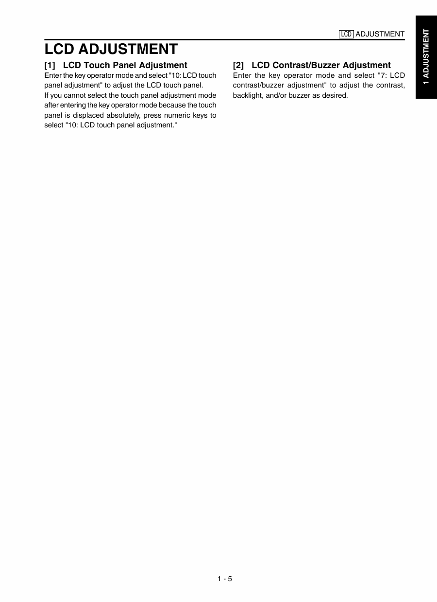 konica minolta error codes pdf